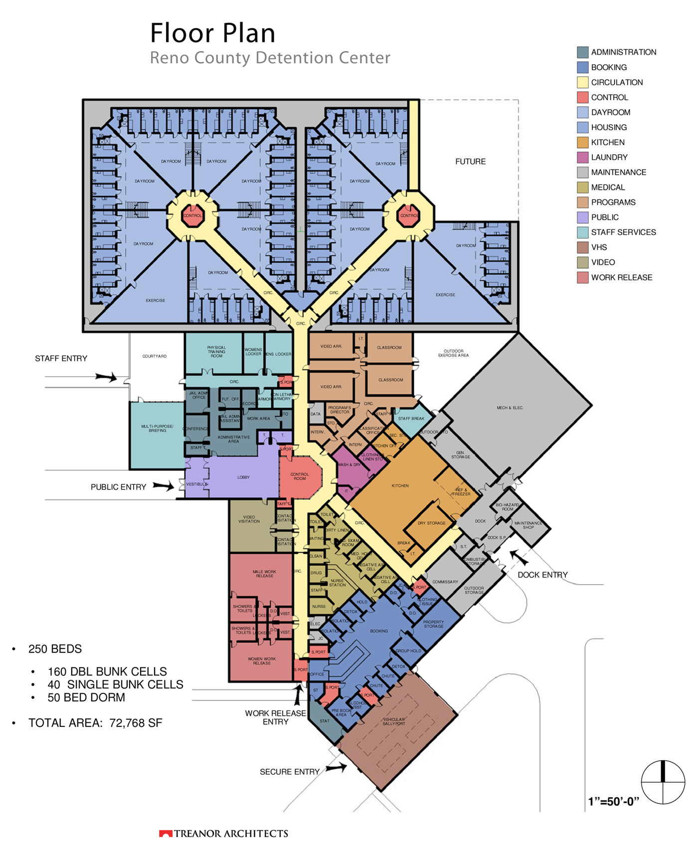 It s this or anarchy update on the reno county jail Floorplan com